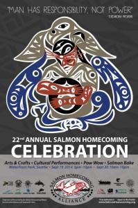 22nd Annual Salmon Homecoming Celebration @ Waterfront Park | Seattle | Washington | United States