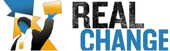 """Susan Russell: """"We ARE Community"""" – Real Change News Seattle Vendor of the Year"""
