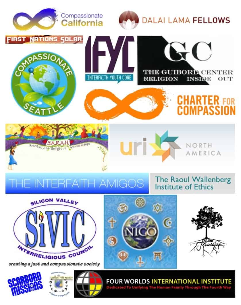 17 Compassion Games Partners for Interfaith
