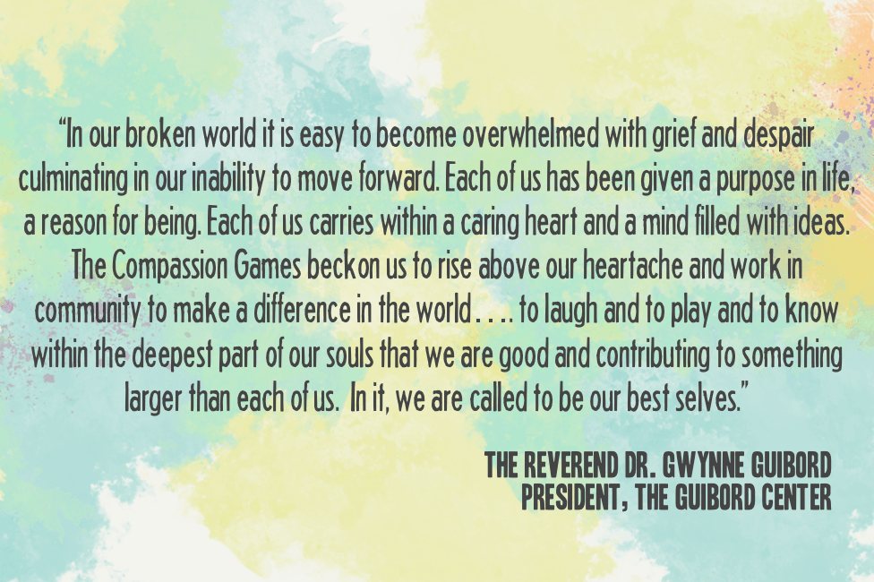 Compassion Games Quote