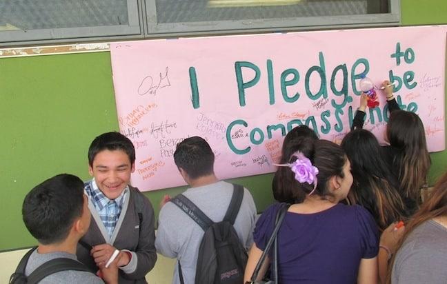 Compassionate Schools Play Compassion Games!