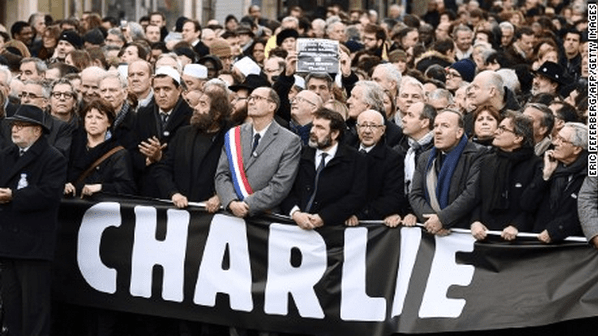 Paris Rallies