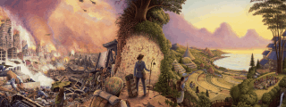New Pioneers by Mark Henson