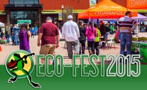 Eco-Fest 2015 @ NewBo Neighborhood