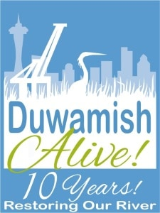 Duwamish Alive! Earth Day Restoration Event! @ Duwamish River (One of 12+ Sites) | Seattle | Washington | United States