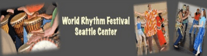 World Rhythm Festival Dance Party - Seattle Earth Week Kick-Off! @ Seattle Center | Seattle | Washington | United States