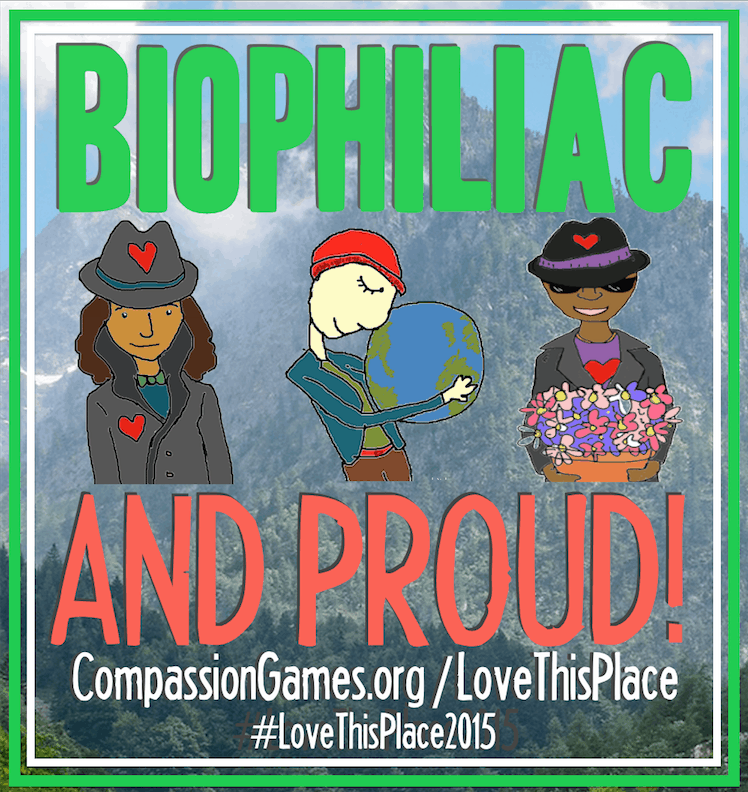 Biophiliac and Proud Meme Small