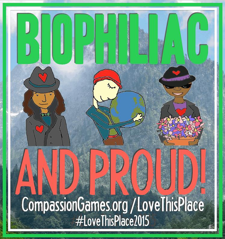 Biophiliac and Proud Meme Small