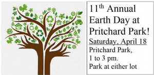 11th Annual Earth Day at Pritchard Park @ Pritchard Park - Bainbridge Island, WA | Bainbridge Island | Washington | United States