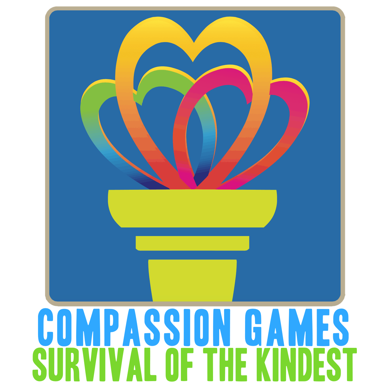 Compassion Games Updated Logo for Shift Network