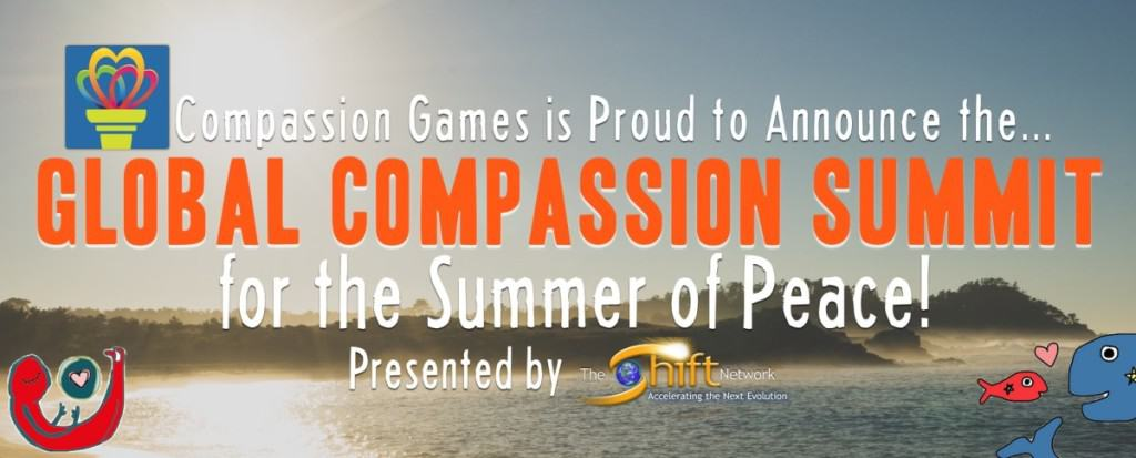 You Are Invited to the (Free, Online) Global Compassion Summit!