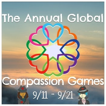 Teams from all over the world play in this annual coopetition, a celebration of the best of humanity!