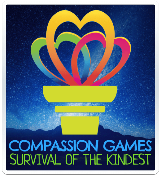 Compassion Games Logo - Portrait Half Size