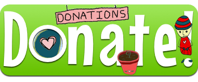 support compassion games donate button