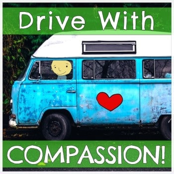 This game supports drivers in navigating the roads with compassion. It's a worthy a challenge!