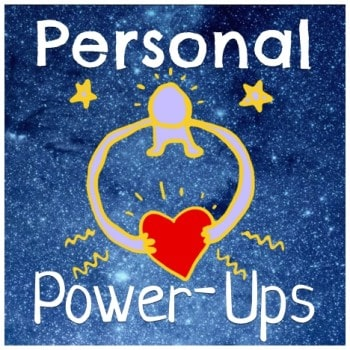 Power-Ups focus on individuals empowering and building their compassion strength.