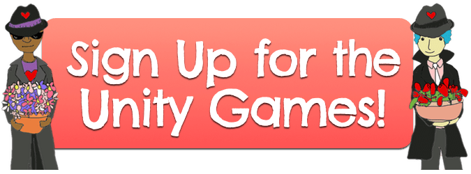 Sign Up Unity Games Button PXL