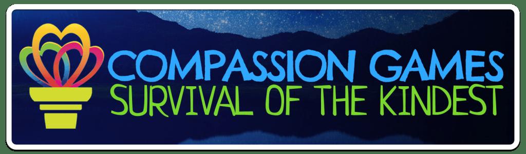 Compassion Games Logo - Landscape