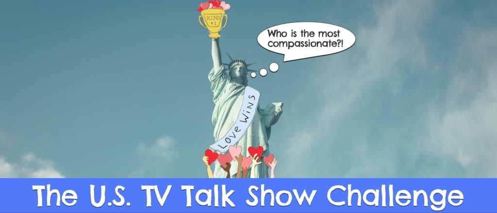 Talk Show Host Challenge