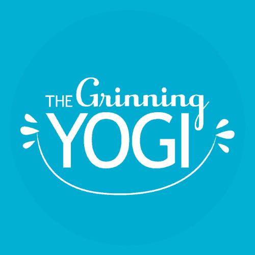Grinning Yogi