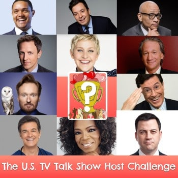 Who is the most compassionate host and audience in America? Join a team and let's find out!