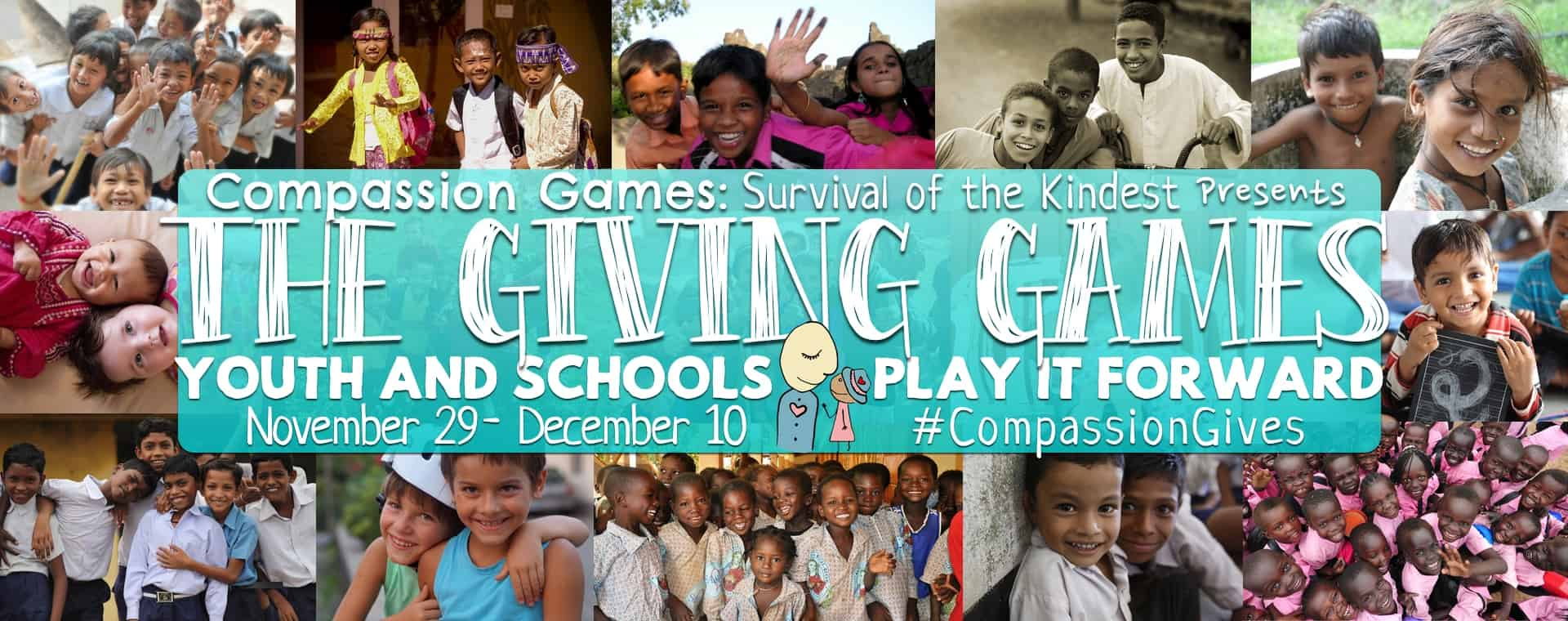 The Giving Games Backstory