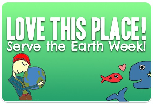 Earth Week - Home Sign Up Image
