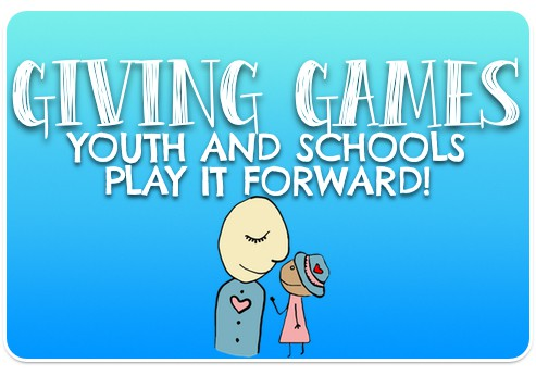 Giving Games - Home Sign Up Image