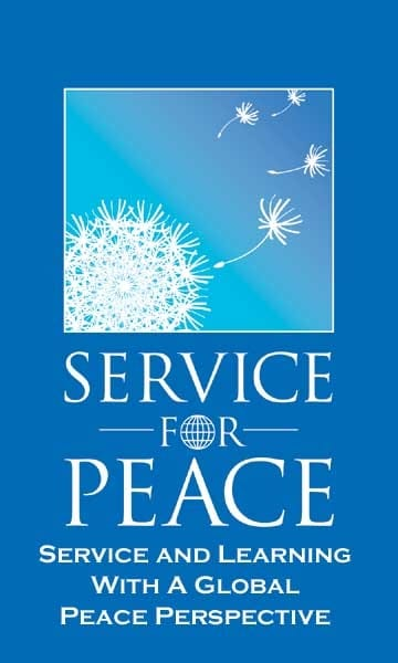Service For Peace Logo