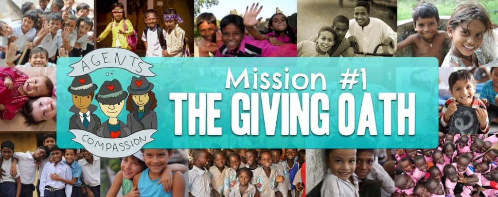 The Giving Games - Mission #1