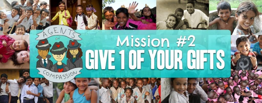 The Giving Games - Mission #2