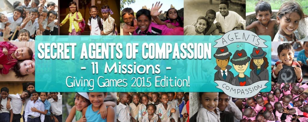The Giving Games - Missions Header
