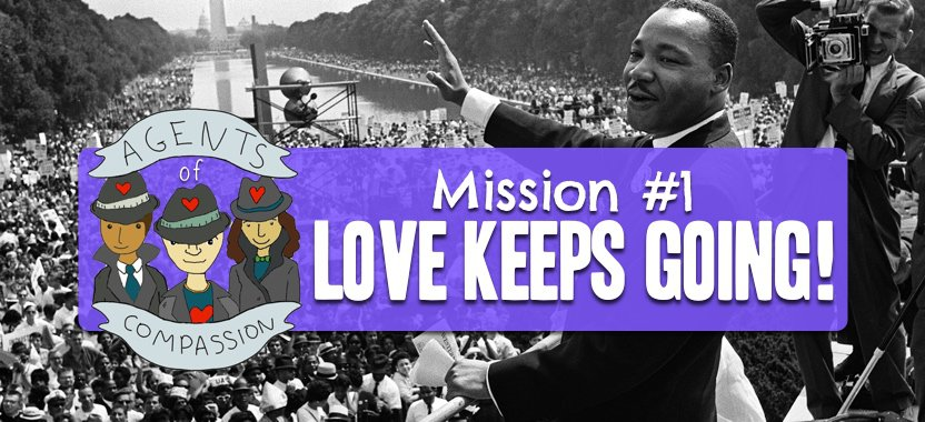 MLK Mission #1 Header