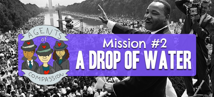 MLK Mission #2 Header