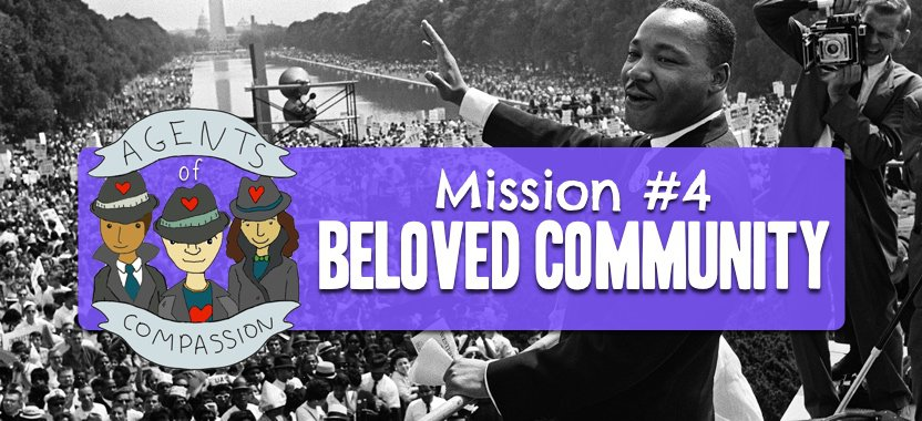 MLK Mission #4 Header
