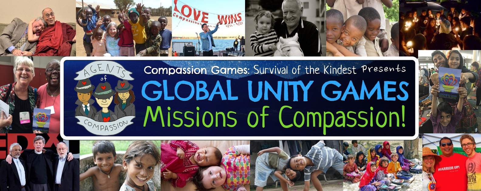 Global Unity Games Banner