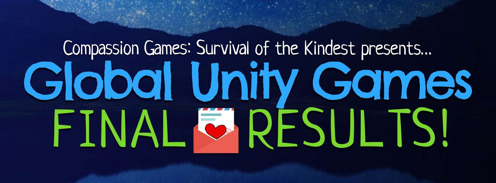 Celebrate the Unbelievable Final Results of the 2016 Global Unity Games