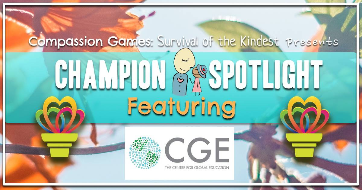 Giving Games Champion Spotlight: Terry Godwaldt and the Centre for Global Education