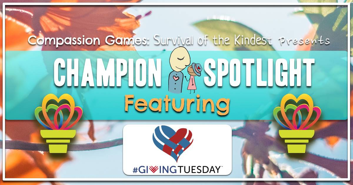 Giving Games 2016 Launch with #GivingTuesday