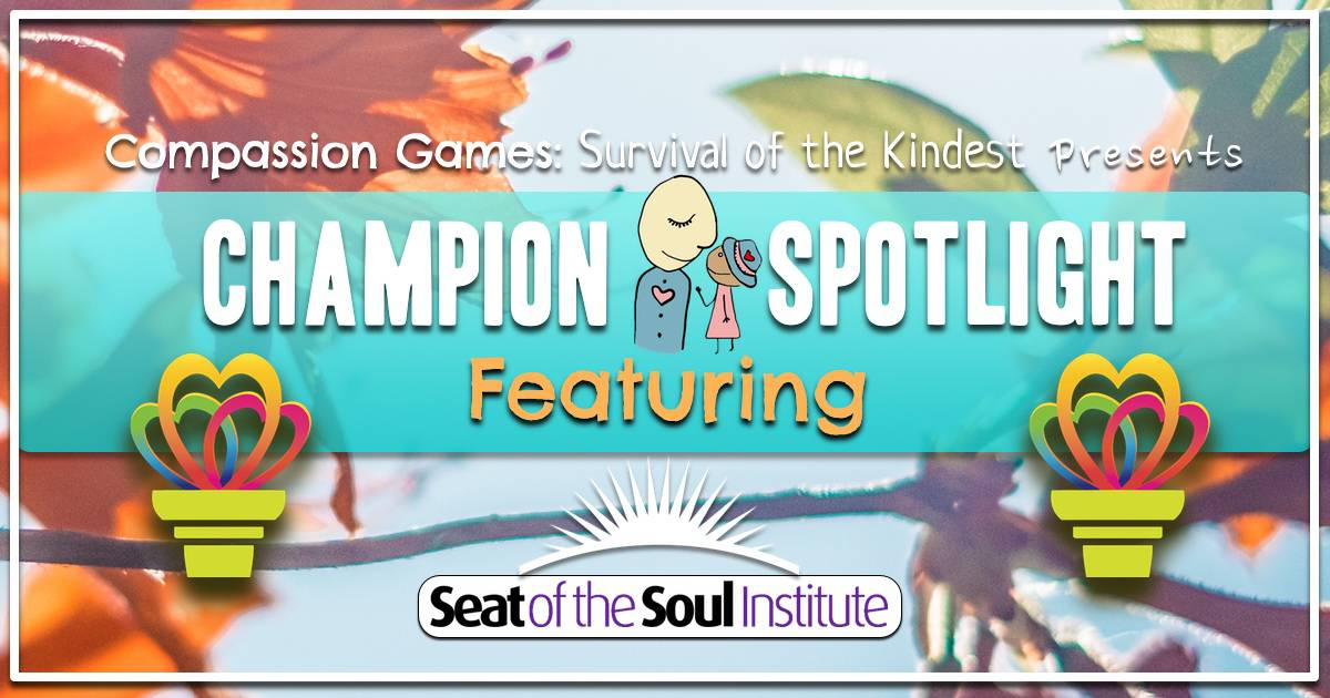Giving Games Champion Spotlight: Gary Zukav and Seat of the Soul Institute