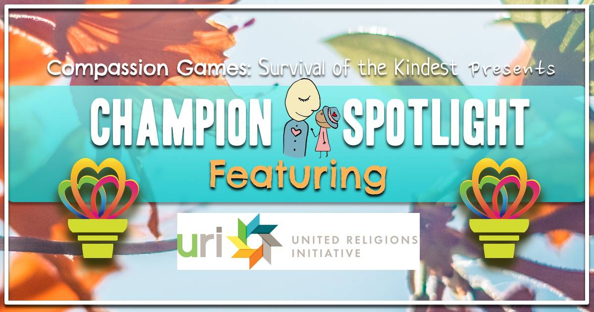 Giving Games Champion Spotlight: United Religions Initiative