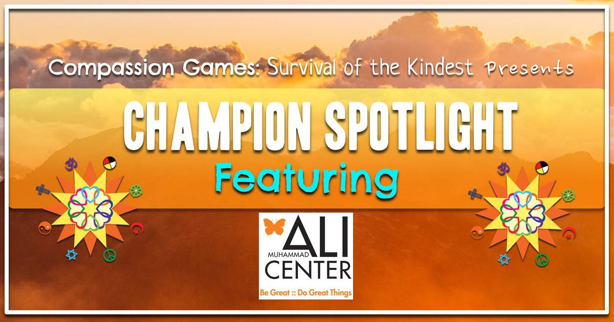 Champion of Compassion Spotlight: The Ali Center