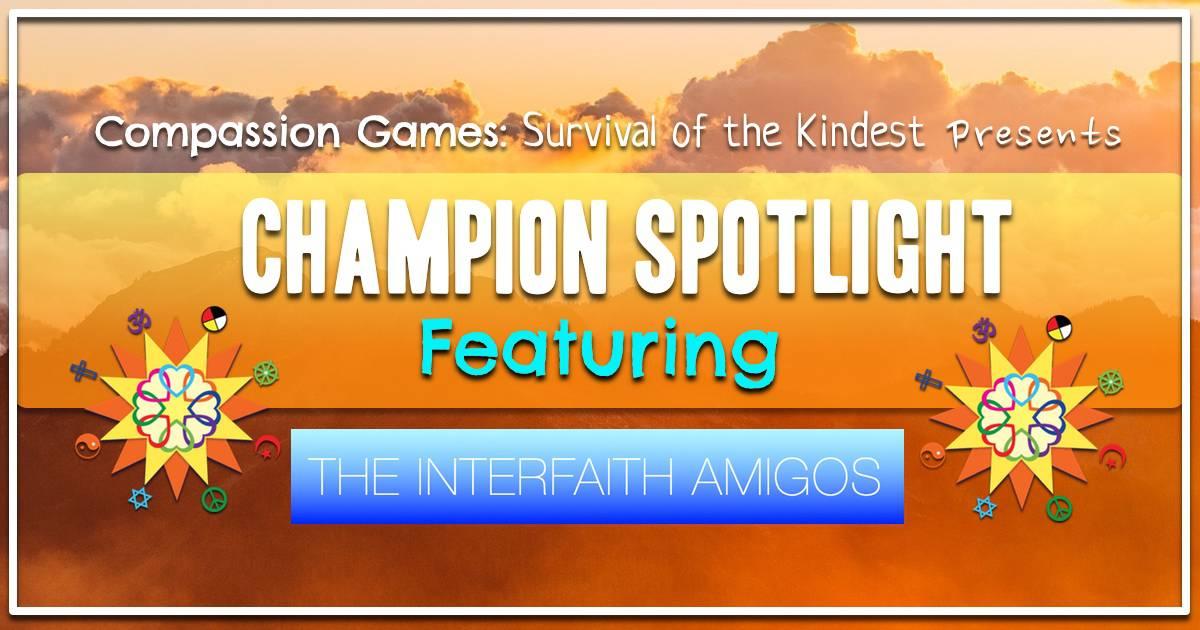 The Interfaith Amigos