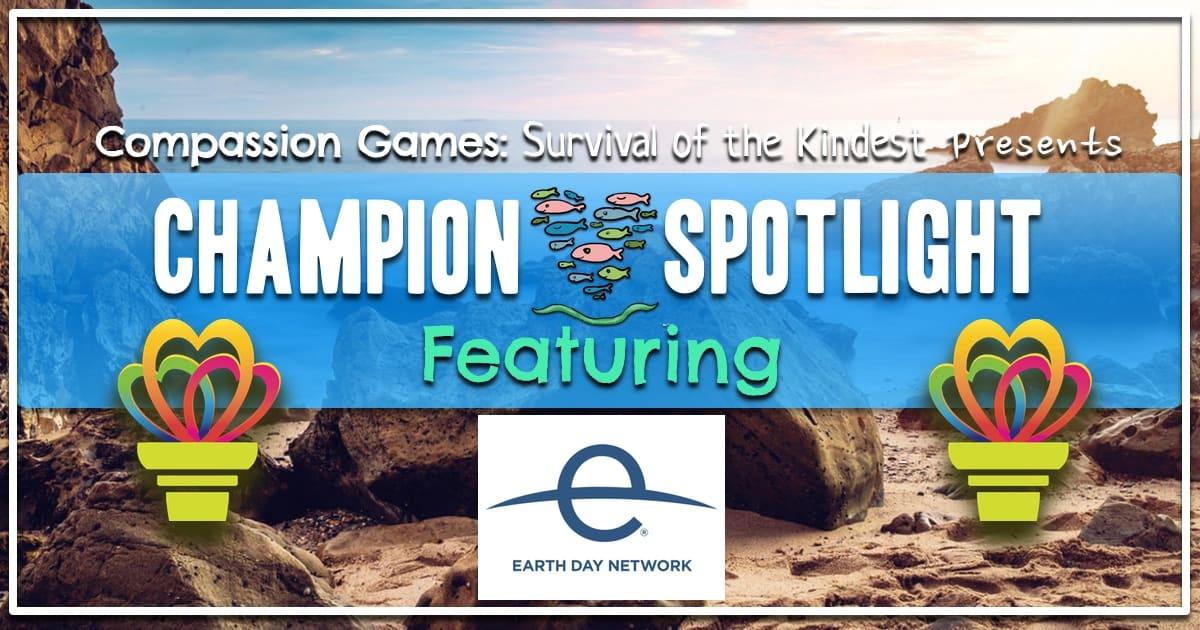 Earth Week Champion Spotlight: Earth Day Network