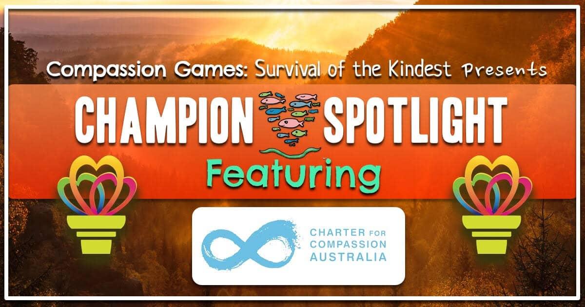 Champion Spotlight: Compassionate Gold Coast