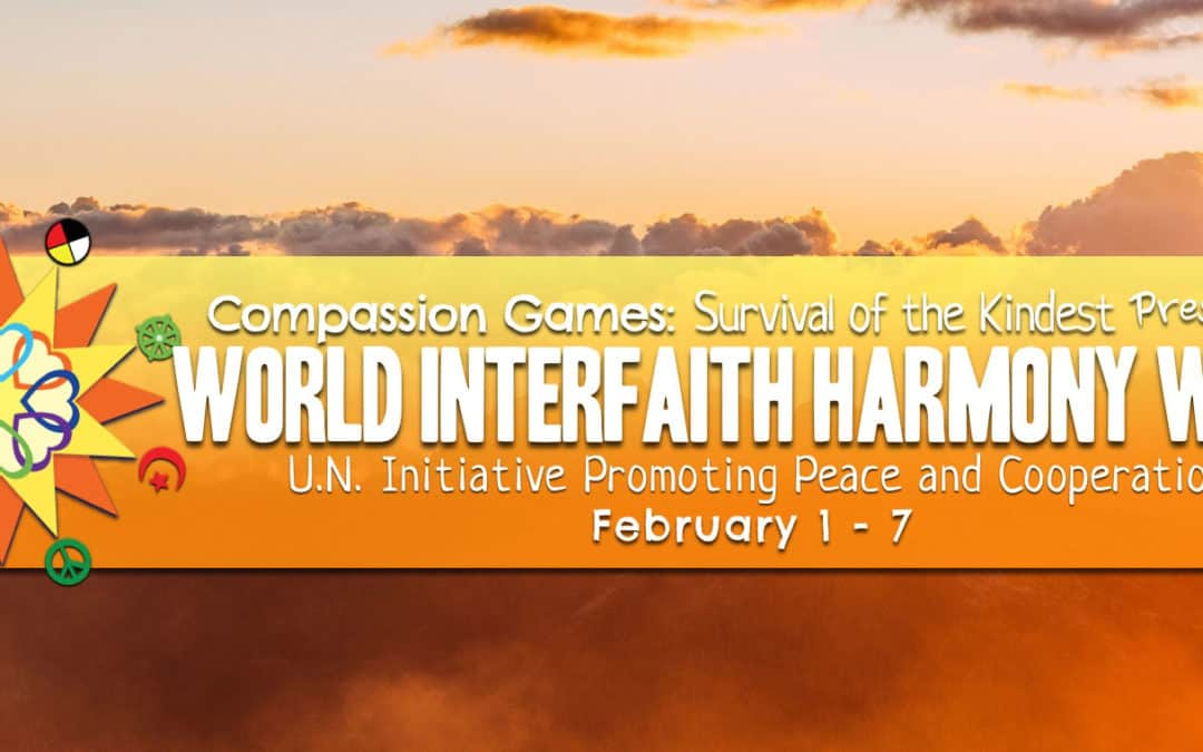 2019 World Interfaith Harmony Week is Reaching New Heights!