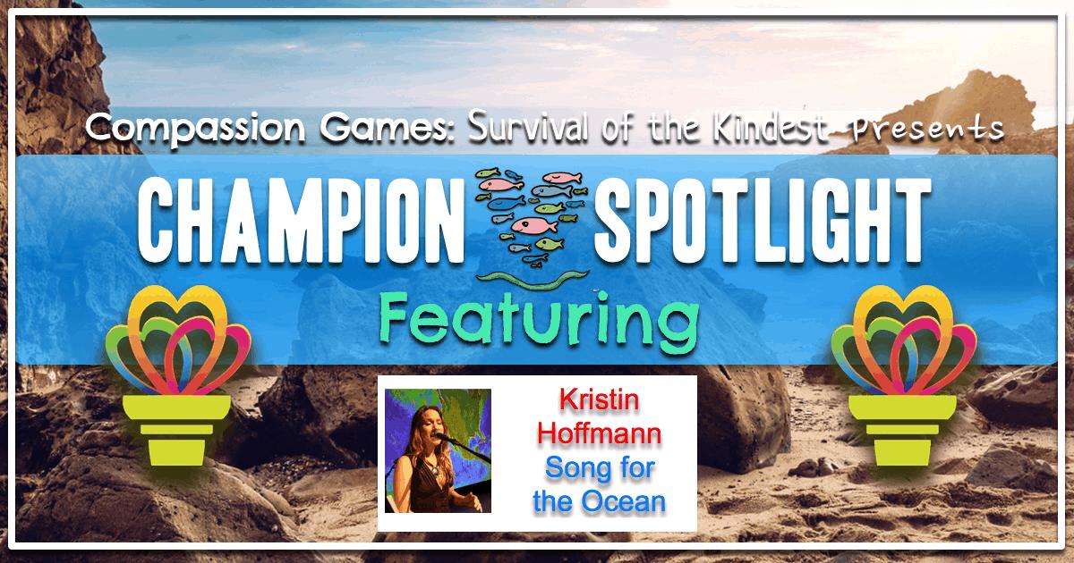 Spotlight Champion: Kristin Hoffmann
