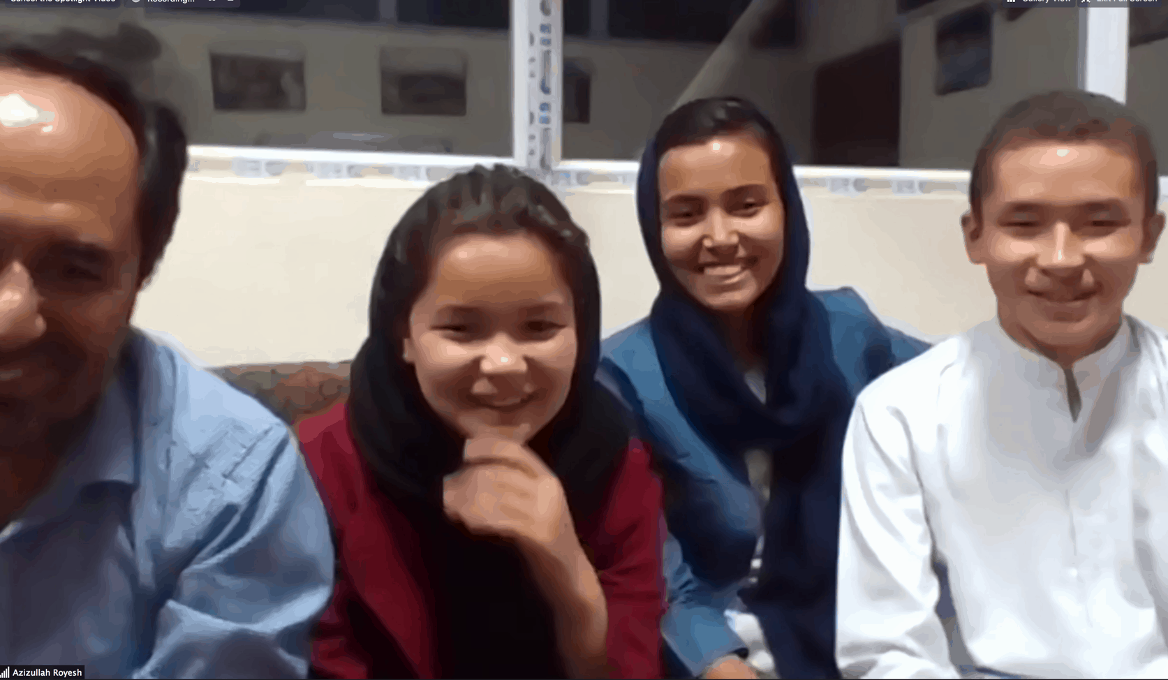 Hope Rises in Kabul: Peace on Earth by 2030